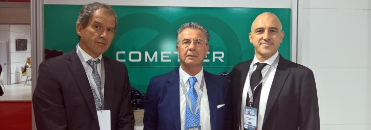 Cometfer News Made in Steel Roberto Guardafigo