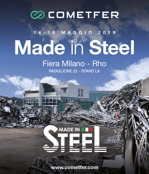 Cometfer News Made in Steel